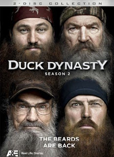 Duck Dynasty The beards are back.