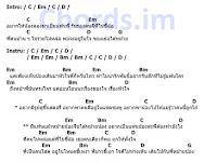 คอร์ดเพลง มีแฟนแล้วหม้ายน้อง (จีบได้หม้ายน้อง) - บ.เบิ้ล สามร้อย Feat. มีนนี่