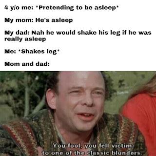 Growing Up Meme