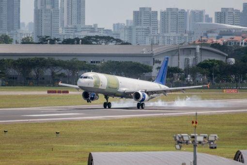 EE.UU. anuncia aumento arancelario a aviones importados de UE