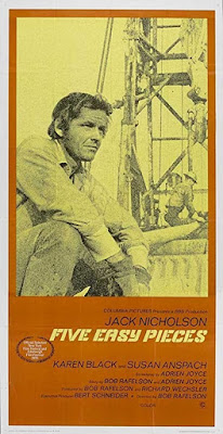 Five Easy Pieces - Poster