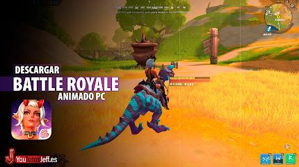 Battle Royale Animado, Descargar Ride Out Heroes para PC Gratis