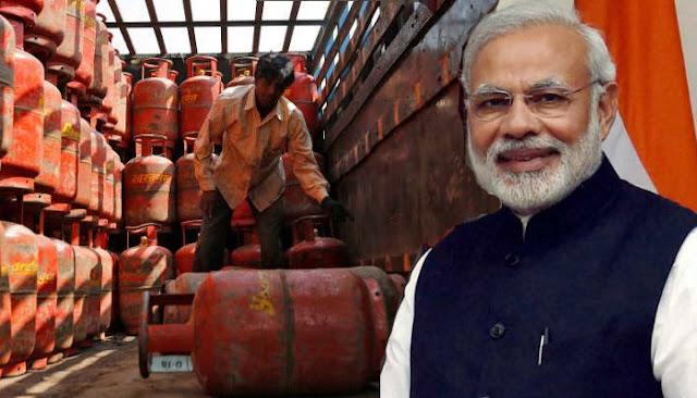 PM मोदी की अपील पर एक करोड़ से अधिक एलपीजी ग्राहकों ने छोड़ी सब्सिडी