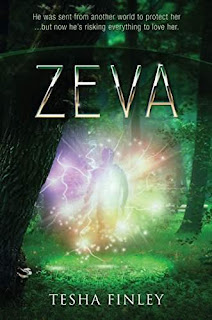 Zeva - a jaw dropping Fantasy/Sci-Fi by Tesha Finley