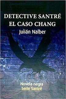 Detective Santré de Julián Nalber