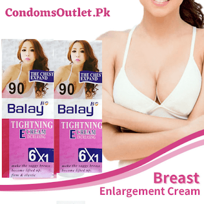 Buy Breast Enlargement Cream for All Skin Types Online in Pakistan