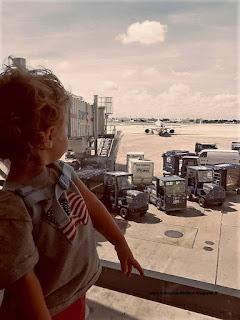 viaggio itinerante con bambini