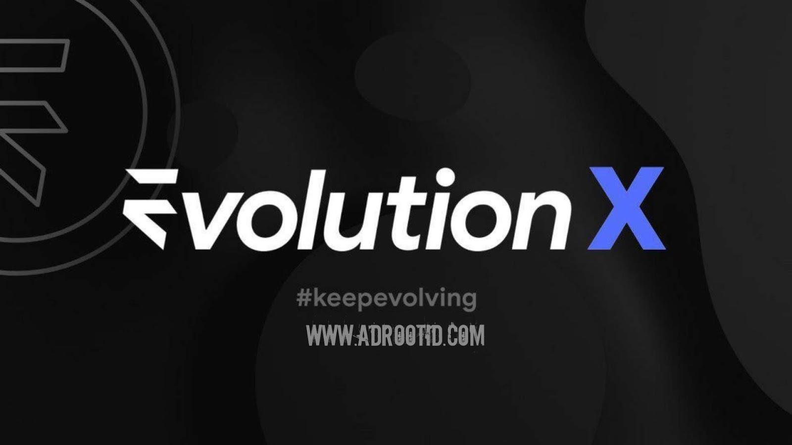 Rom evolution x redmi 5 plus