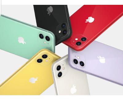 Apple ने लाँच किया Iphone 11, Iphone 11 pro, Iphone 11 pro Max की ख़ासियत हिंदी में जाने