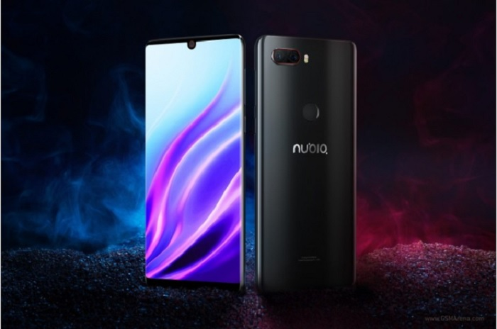 ZTE Intros Nubia Z18; Near Bezel-less Display, SD 845, and up to 8GB RAM