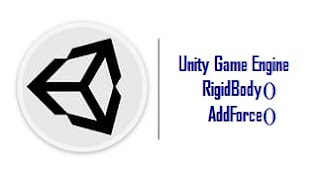 Unity Game Engine:استخدام RigidBody لتحريك كائن اللعبة
