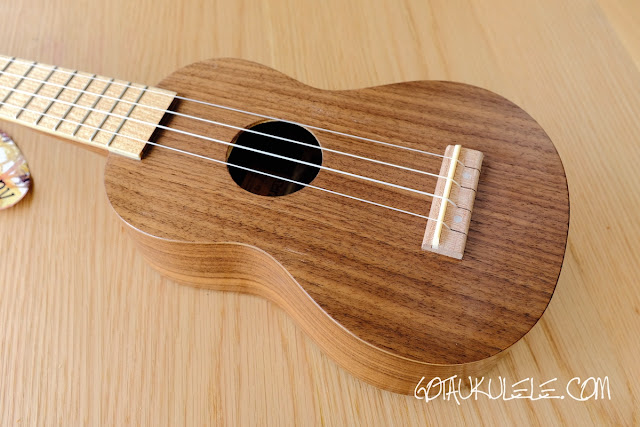 Ashbury AU-12S Soprano body