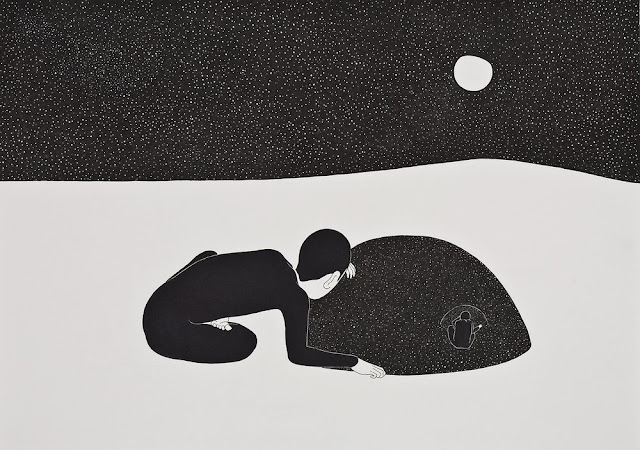 "Moonassi - ""Example of seeing seeing"" - 2010 