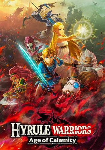 تحميل لعبة القتال Hyrule Warriors Age Of Calamity للكمبيوتر