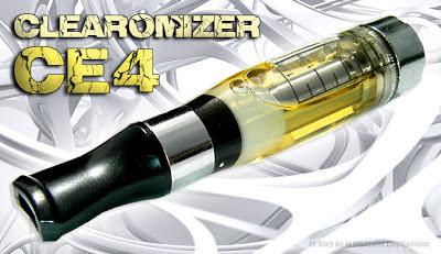 Clearomizer CE4 / Stardust pour cigarette electronique
