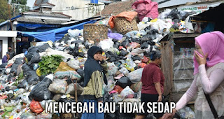 Mengapa kita harus buang sampah pada tempatnya?