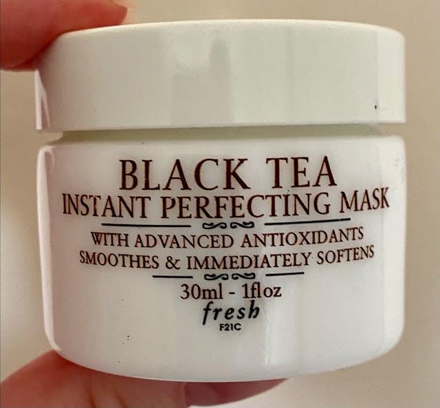 Fresh Beauty Black Tea Instant Perfecting Mask