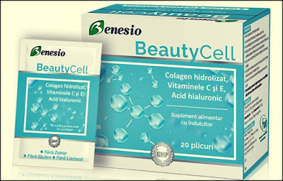 Benesio BeautyCell colagen 5gr pareri forumuri