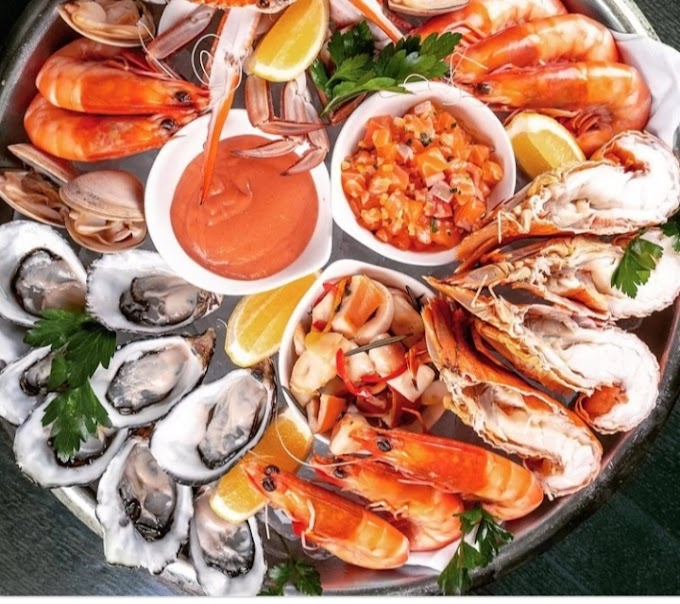 Sea Food | What are the types of Seafood?