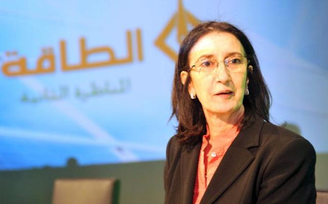 صناعة الطاقة: أمينة بن خضرة على قائمة 2021 الأكثر تأثيراً