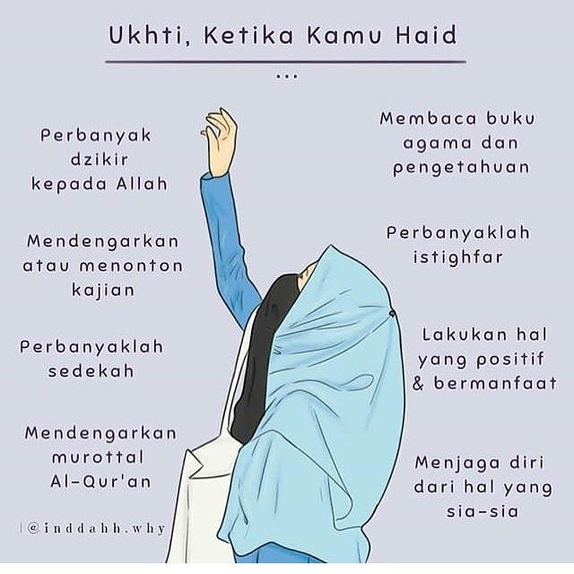 Gambar Kata Kata Motivasi Wanita Muslimah - Kata Mutiara