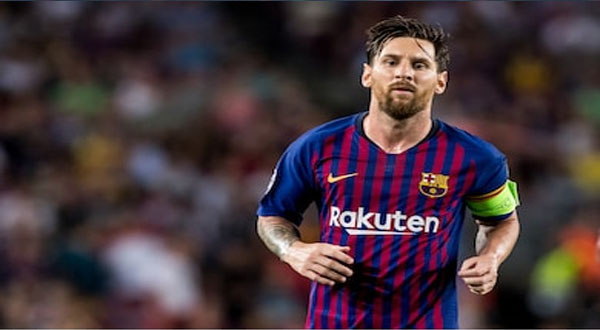 Lionel Messi — Net value £230 million ($295 million)