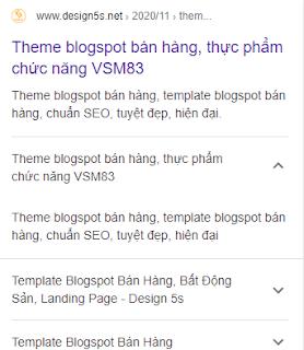 Tối Ưu SEO Blogspot, SEO Onpage Chuẩn Google