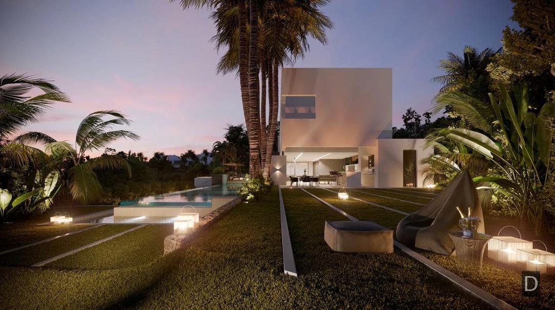 11 Interior Design Photos vs. New Marbella Villa for Modern Living in Nature