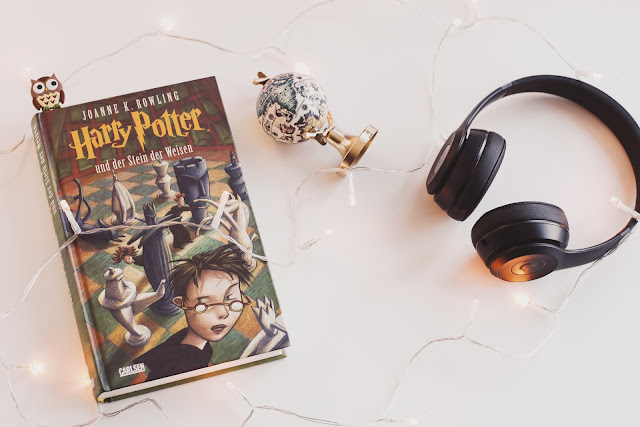 Hoy es cumple de Harry Potter