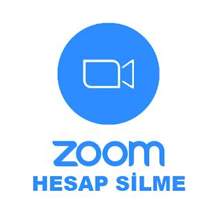Zoom Hesap Silme