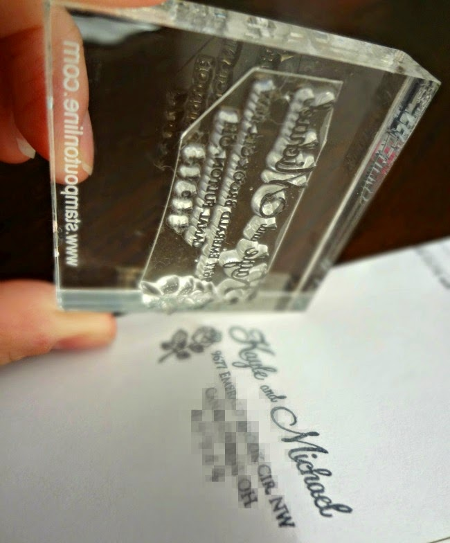 StampOutOnline Custom Stamps Review