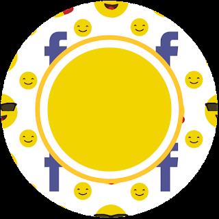 Redes Sociales: Wrappers y Toppers para Cupcakes para Imprimir Gratis.