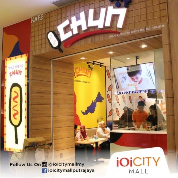 Dah Cuba Sosej Keju Korea Viral - Chun di iOiCity Mall Putrajaya?