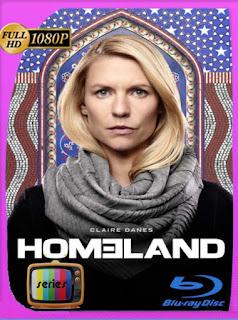 Homeland  Temporada 1-2-3-4-5-6-7 HD [1080p] Latino [GoogleDrive] SilvestreHD