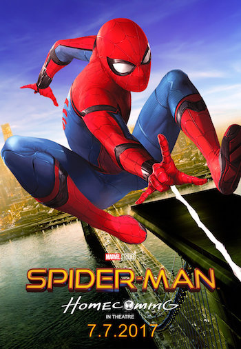 Spider-Man Homecoming 2017 Full Movie Hindi Dubbed Download