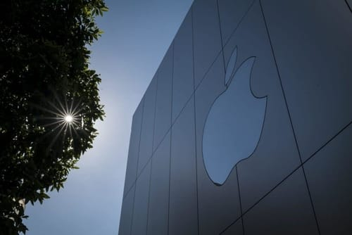 Apple's global security chief is accused of corruption
