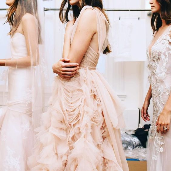 The dreamy brand Monique Lhuillier