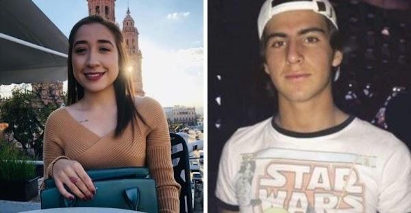 Exigen a AMLO localizar a Diego Melgoza, presunto feminicida de Jessica González