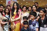 Actress Adah Sharma Launches Saree Niketan Showroom  0011.jpg