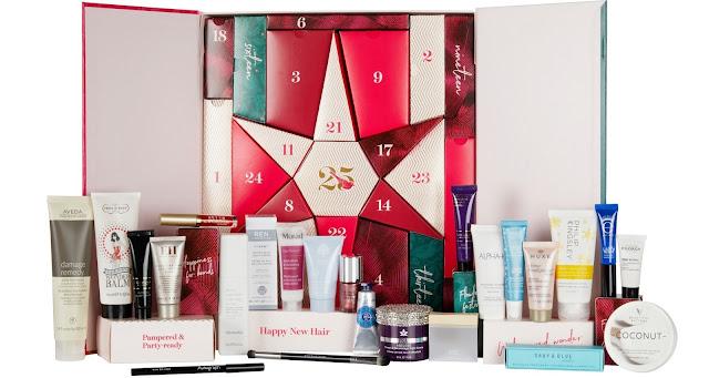 Marks & Spencer Beauty Advent Calendar - Full Reveal