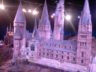 Castello di Hogwarts Harry Potter Londra