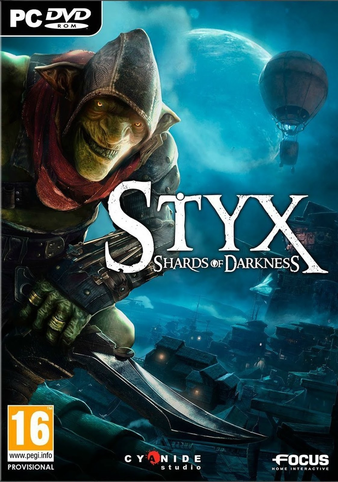 Styx Shards Of Darkness ESPAÑOL PC