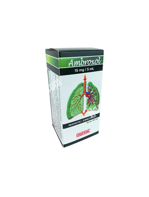 Ambroxol Syrup Nordic