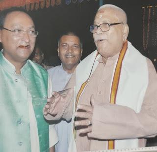 binod-chaudhry-condolance-to-tarakant-jha