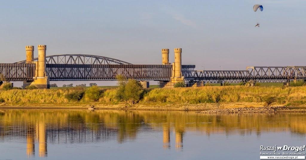 Zabytkowy Most w Tczewie