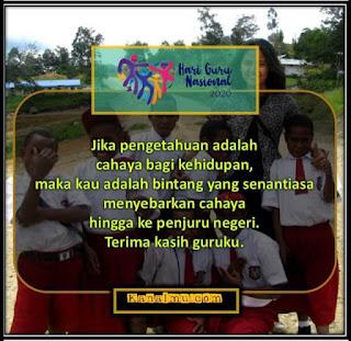 kata kata  selamat hari guru nasional