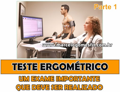 Exame Teste Ergométrico