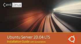 Ubuntu Server 20.04 LTS Installation Guide with Screenshots