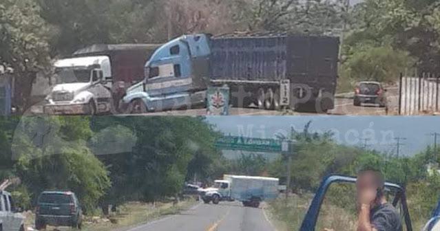 """Enfrentamientos entre """"Los Viagras"""" y El Cártel de La Huacana, apoyado por el Cártel Jalisco Nueva Generación"""