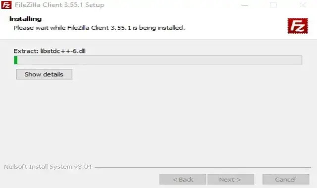 Install to continue